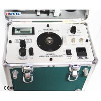 Quality 110V Digital Vibration Calibrator Vibration Measuring Instruments Green Color wholesale