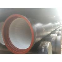 China Tyton joint Ductile Iron Pipes on sale