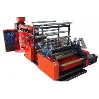 Quality Single Layer Stretch / Cling Film Extruder Machine 500 - 1500mm Width wholesale