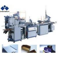 Quality Automatic Paper Box Making Machine wholesale