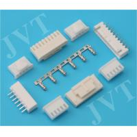 Quality XHB 2.5mm 6 Pin PCB Connectors Wire to Board Electrical Connectors Natural Color wholesale