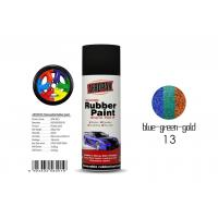 Quality Insulate Rubber Coat Spray Paint Chameleon Blue - Green - Gold Color For Car Body wholesale