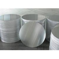 Quality 3mm Thick 1100 Aluminium Circles DC Rolled Polished For Cookware Pot Making wholesale