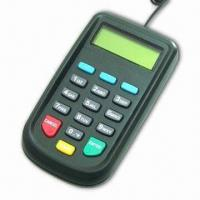Cheap POS Keyboard with PCI-PED V2.1 Standard and Small/Reliable/Secure PINPad for sale