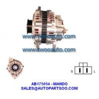 Quality AB175054 AB175068 - MANDO Alternator 12V 75A Alternadores wholesale