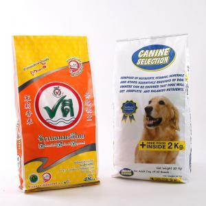 Quality Durable Biaxially Oriented Polypropylene Bags , Woven Polypropylene Super Sacks Bags wholesale