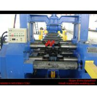 Quality H Beam Production Line Heavy Duty Assembly Machines for Steel Structure wholesale