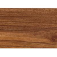 Bedroom / Living Room PVC Vinyl Plank Flooring Various Patterns Available