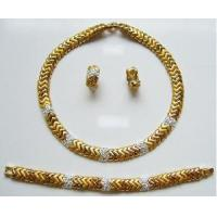 Quality Golden Jewelry (J024) wholesale