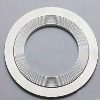 China 1/2'' - 4'' SS304 Stainless Steel Spiral Wound Gasket ASME B16.20 Standard 150# RF on sale
