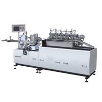 Cheap High Speed Paper Straw Making Machines With Two Winding Head , Low Noise for sale