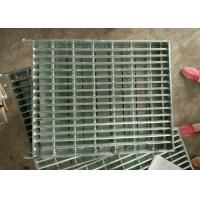 Quality Industrial Galvanized Steel Walkway Grating Hot Galvanized Strong Impact Resistance wholesale