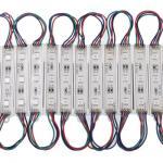Quality DC 12V LED RGB 5050 SMD LED module light strip wholesale