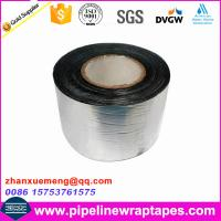 China waterproof self adhesive aluminum foil tape heat resistant aluminum foil tape price on sale