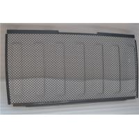 Quality Jeep Jk Wrangler  3D Mesh Grille  For Angry Grill wholesale