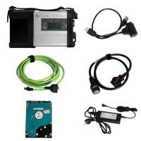 Buy cheap DoIP Xentry SD Connect C5 Wifi Mercedes Diagnostic Tool Tab Kit Support Online Programming from wholesalers