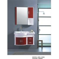 Quality 90 X49/cm PVC bathroom cabinet / wall cabinet / hanging cabinet / white color for bathroom wholesale