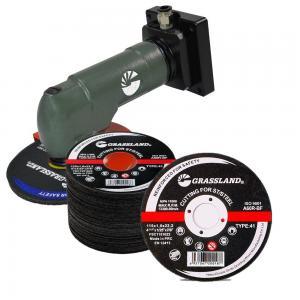 Quality 115 X 1.2 X 22.23mm Abrasive Inox Cutting Discs 2 In 1 wholesale