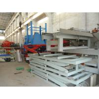Quality Steel Structure Automatic Mgo Board Production Line with 1500 Sheets Production Capacity wholesale
