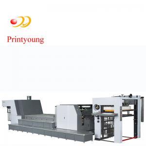 Quality Carton Box Flexo Printing Glazing Machine WIth Ceramic Anilox for Paper Printer wholesale