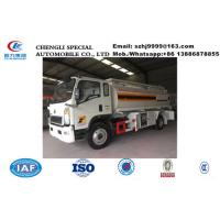 China HOT SALE! High quality and lower price SINO TRUK HOWO 4*2 RHD fuel tank truck,HOWO 15m3 oil tank truck for sale on sale