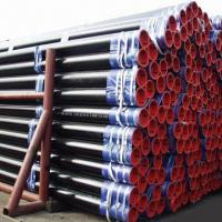 China Carbon Black seamless steel pipe on sale