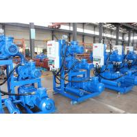 Quality Compact 15KW Vacuum Pump System Preservative Treated Long Service Life wholesale