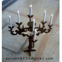 Quality CH (36) round Acrylic candle holder wholesale