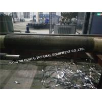 Buy cheap HFW Sprial Serrated Finned Tubes , TP347H Continuous Helical Welded Fin Tube from wholesalers