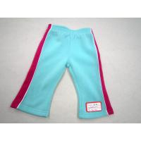 Quality fleece baby pant wholesale