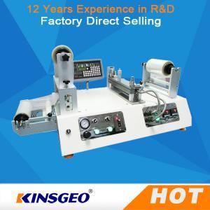 Quality Vacuum Film Lab Coating Machine For LIthium Battery Electrode Coating wholesale