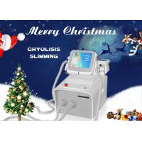 Quality Cryolipolysis Fat Freeze Slimming Machine , RF Radio Frequency Fat Reduction Machine wholesale