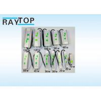 Quality Led Driver Power Supply Adapter AC110 - 260V To DC12V / 24V 10W - 100W Waterproof wholesale