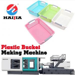 China Plastic Bucket Making Auto Injection Molding Machine 360 Ton Servo Motor on sale