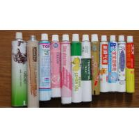 China Aluminium collapsible tube for glue (adhesive), sealant, shoe shine, ointment,paint filling, ointments on sale
