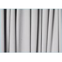 Quality Outerwear Soft Polyester Microfiber Fabric , Bed Sheet Micro Suede Fabric Wholesale wholesale