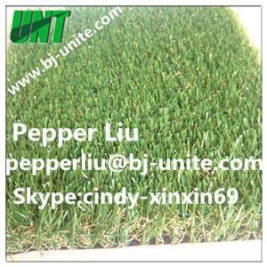 Quality 4color Artificial Grass For Landscape wholesale