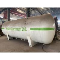 China Pressure Vessel 45cbm Cylinder Refilling LPG Gas Storage Tank 15 Years Life Time on sale