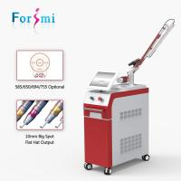 Quality 15 inch screen 1064 nm 532nm nd yag laser the best laser tattoo removal machine wholesale