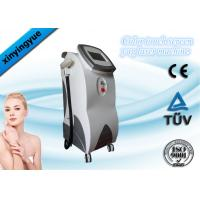 China Tattoo Removal Equipment Vertical ND YAG Skin Tightening Laser Machine on sale