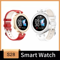 China Smart Watch for Women,1.09 IP67 Waterproof Smartwatch for Android and iOS Phones Activity Tracker on sale