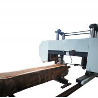 Quality Wood Bandsaw-Heavy Duty Large Size Horizontal Band Sawing Machine/Planks Cutting used Sawmills for Sale wholesale