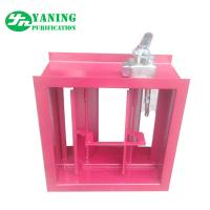 Quality Air Vent Valve Clean Room Ventilation Volume Control Air Damper For Duct Ventilation System wholesale