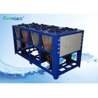 Quality Outdoor 40 Ton Commercial Water Chiller Package Unit Vertical Water Pump wholesale