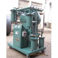 Quality Transformer Oil Purifier,  cheap Single-stage Vacuum oil filtration wholesale