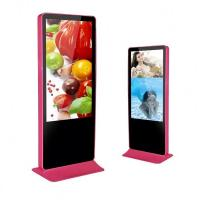 Quality AC 110-240V All In One PC Touch Screen Kiosk 1080P Advertising Digital Signage 43 Inch wholesale