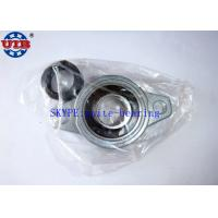 Quality KP002 KFL002 Aluminum Bearing Housing Types Black Electroplated Zinc Alloy wholesale