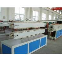 Quality Plastic Pipe Extrusion Line 200kg/H For HDPE Silicon Core Pipe wholesale