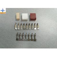Brass terminals, mx 2759 Wire to Board Connector Crimp Terminal with 2.54mm