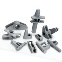 Buy cheap Alloy Steel Electrical Power Casing Parts Precision Investment Process 0.05 - 0 from wholesalers